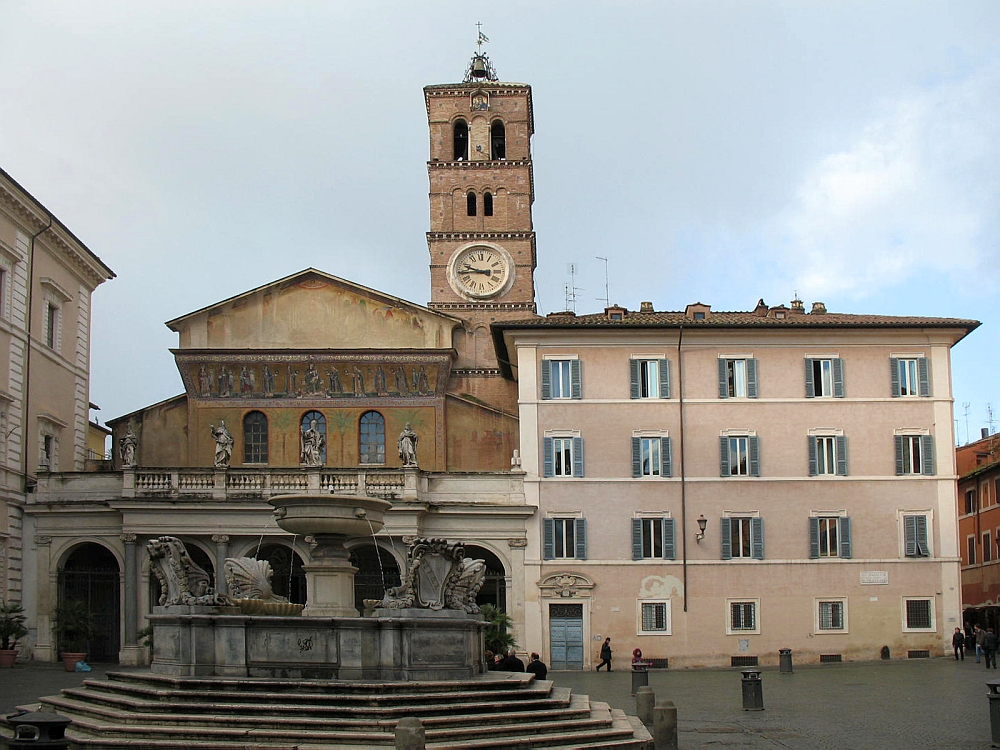 Church of Santa Maria in Trastevere