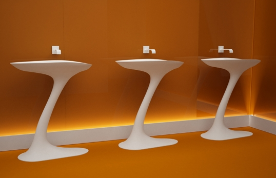 Trio of Sinks from Botinger & Roi's Colours Collection