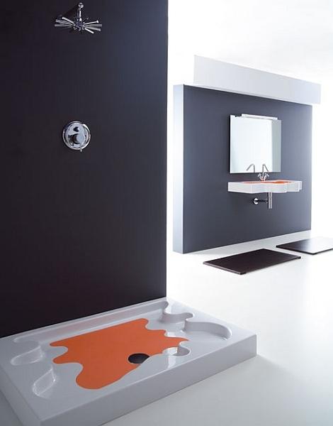 Disegno Ceramica's Splash shower base